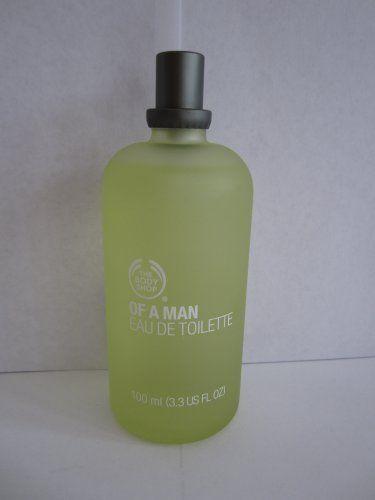 The Body Shop Of A Man Eau de Toilette, 3.3 Fluid Ounce by