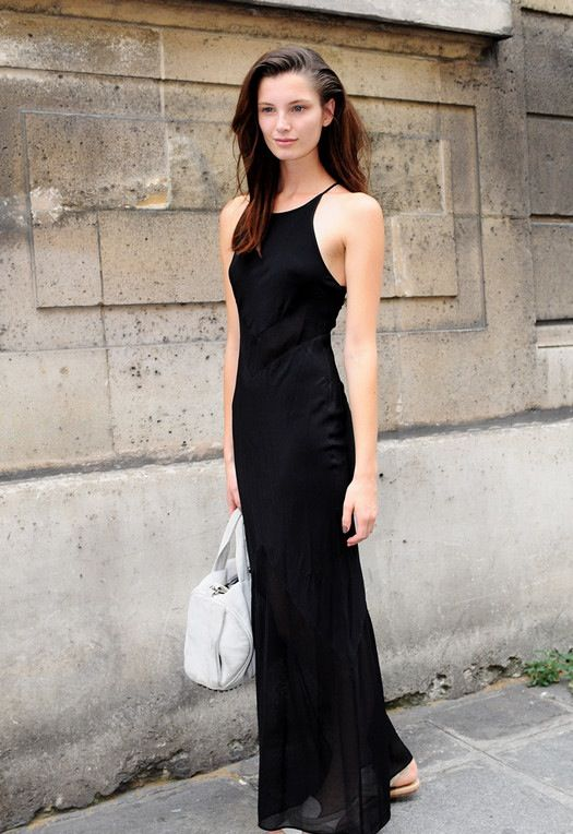 Shoes to wear with summer maxi dress