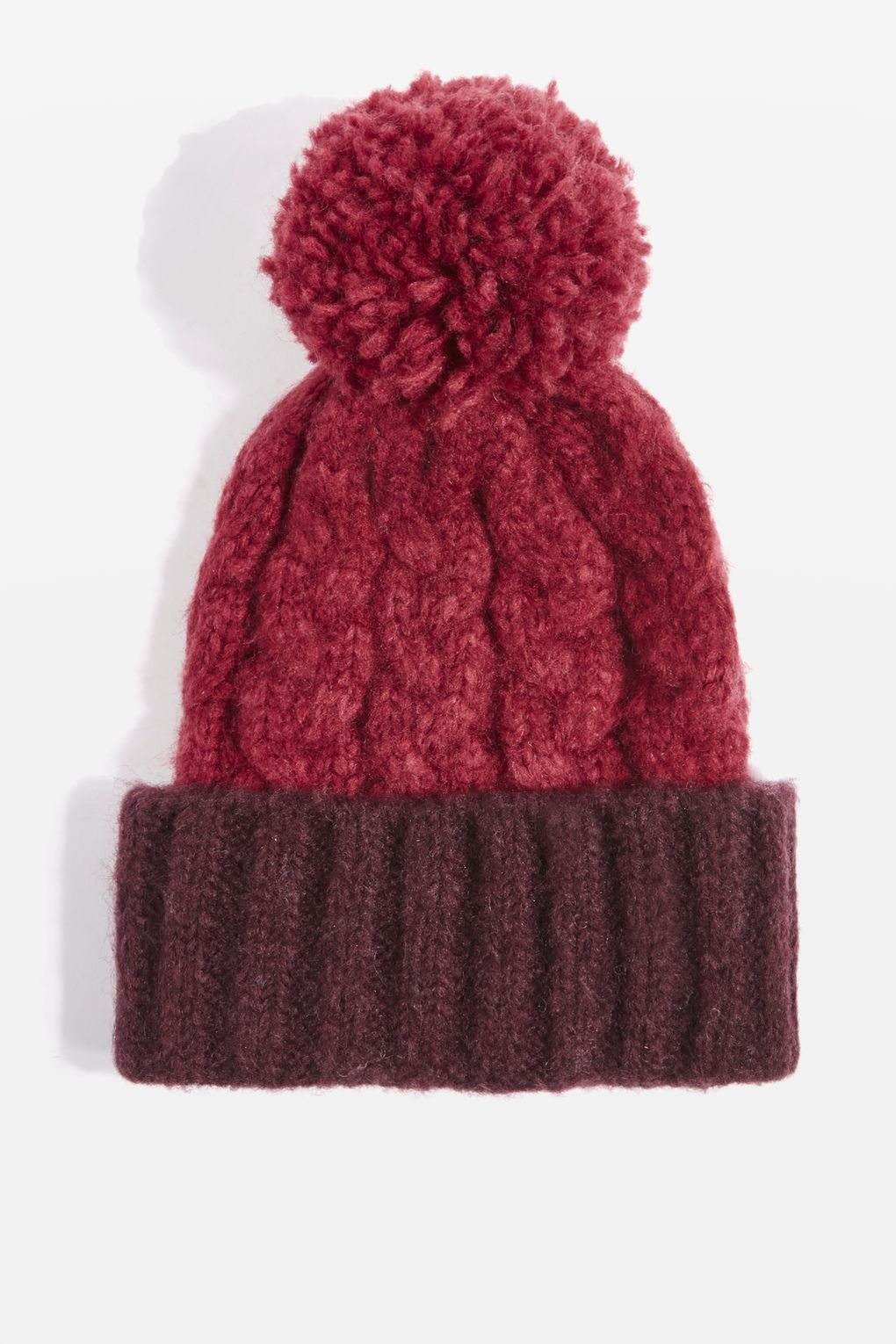 d6408f3a60f Two Tone Beanie Hat - Bags   Accessories