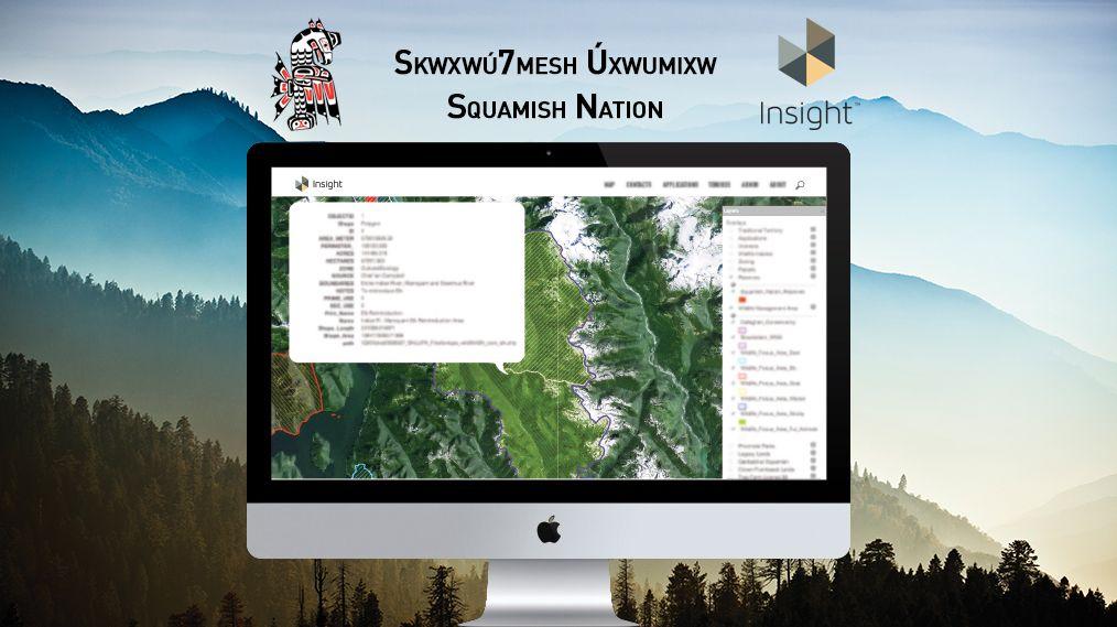 Insight Squamish Nation (With images) Map geo, Amazing