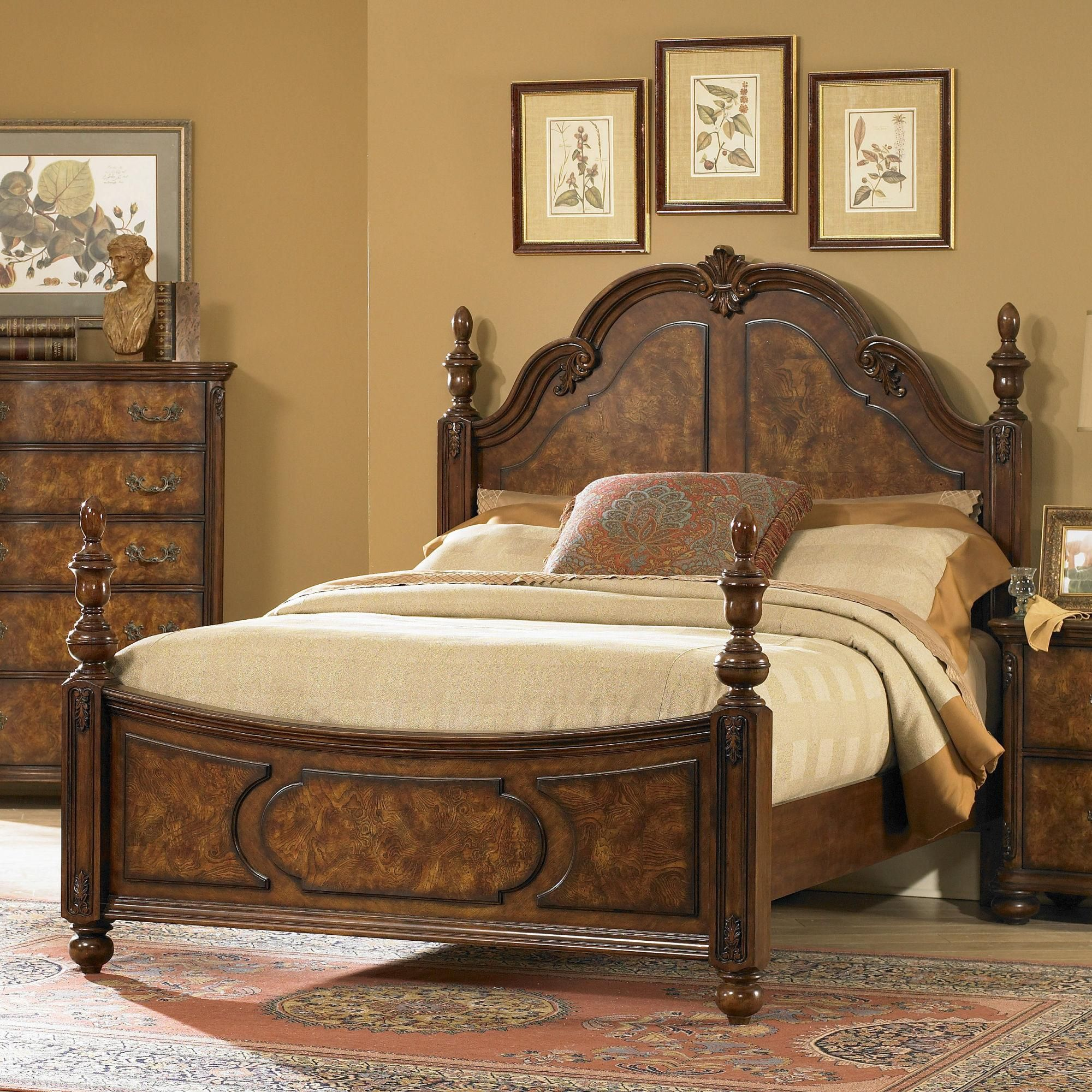 Bed Sets Transform Your Bedroom With An Elegant New Bedroom Set