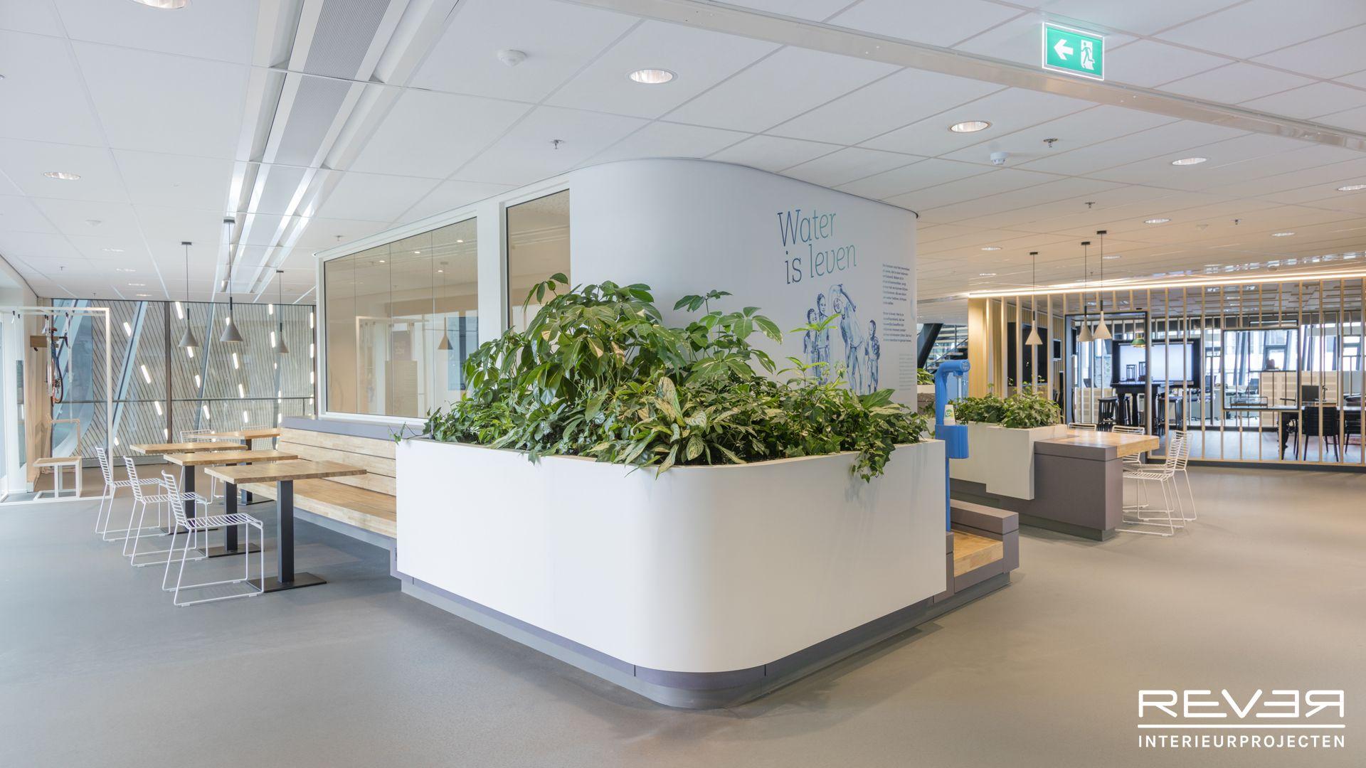 Kantoorcampus vgz in arnhem ontwerp en realisatie door for Kantoor interieur