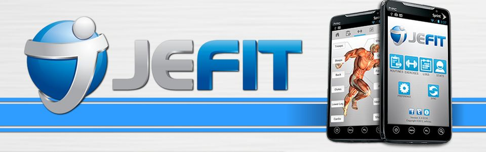 JEFIT - Best Android and iPhone Workout App, Fitness App