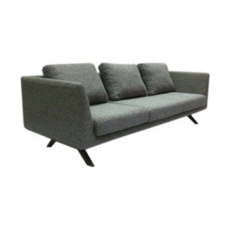 Replica Edgar Blazona Luna Sofa Fabric Mid Century Modern