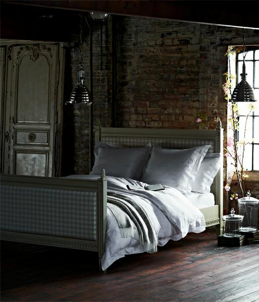Slaapkamer industrieel design interior industrial