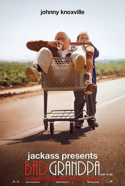 Jackass Presents Bad Grandpa 2013 Filmes Engracados Melhores