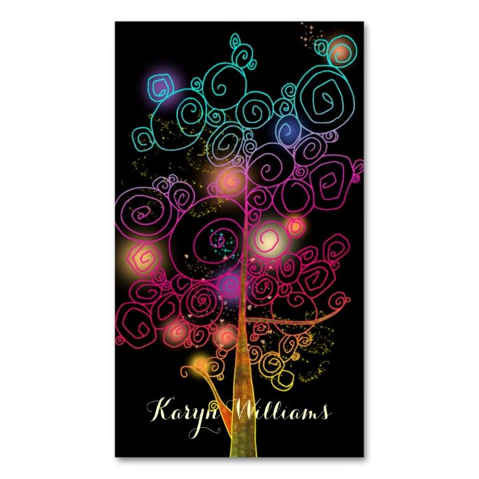 Stylish spiral trees massage therapy business card make your own stylish spiral trees massage therapy business card make your own business card with this great reheart Choice Image