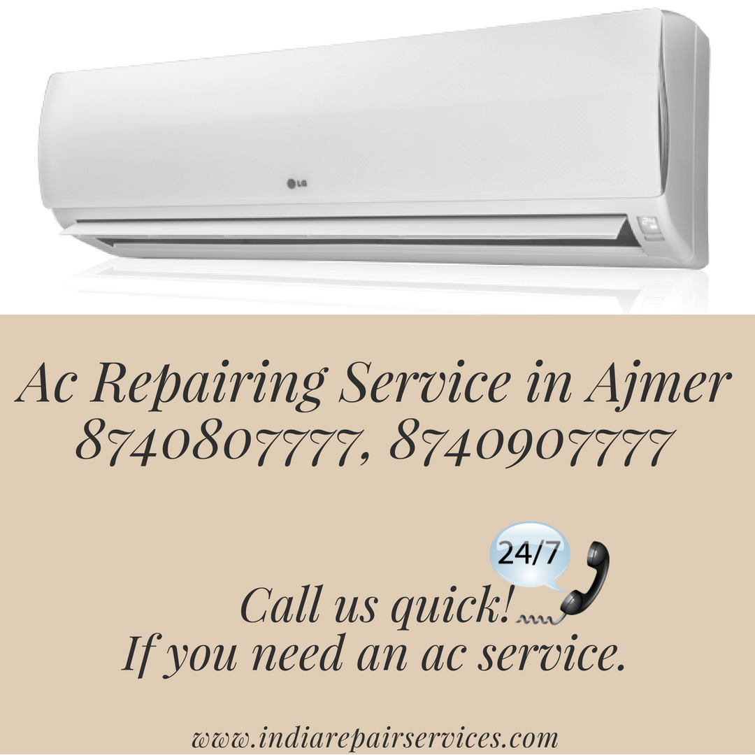 AC Repair Service in Ajmer (With images) Ac repair