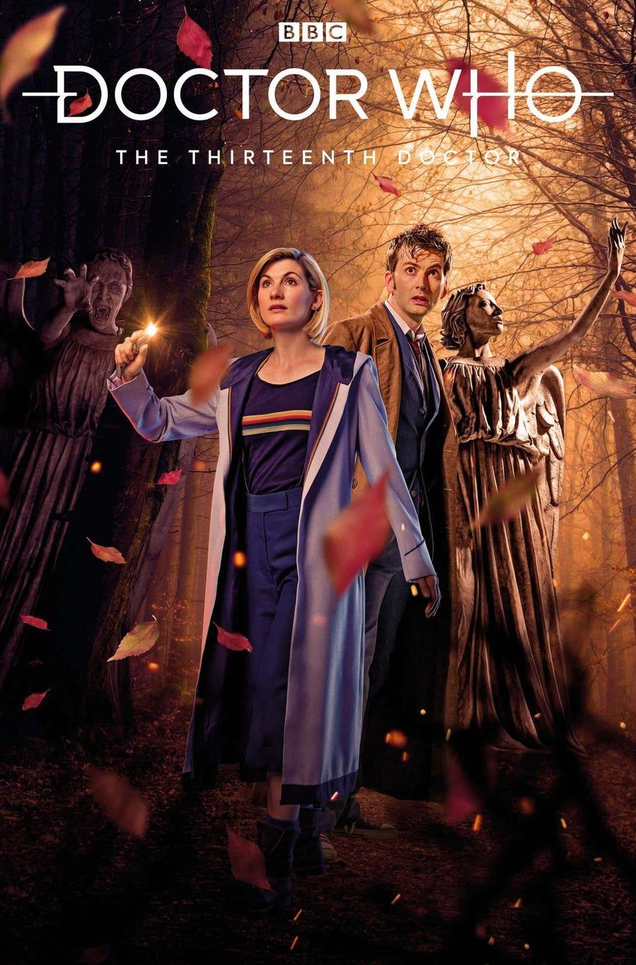 Doctor Who The Thirteenth Doctor Season Two