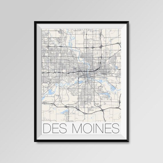DES MOINES City Map Print, Modern City Poster, Iowa, Black ... on us map raleigh, us map philadelphia, us map memphis, us map hartford, us map seattle, us map phoenix, us map savannah, us map detroit, us map providence, us map indianapolis, us map minneapolis, us map omaha, us map new york city, us map milwaukee, us map little rock, us map miami, us map louisville, us map iowa, us map las vegas, us map houston,
