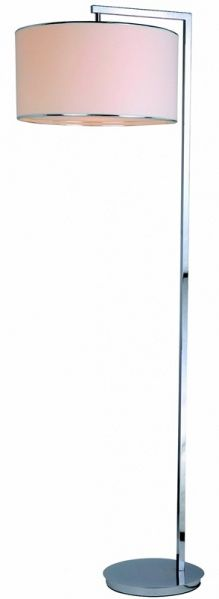 Perfectly simple floor lamp, both functional and beautiful.