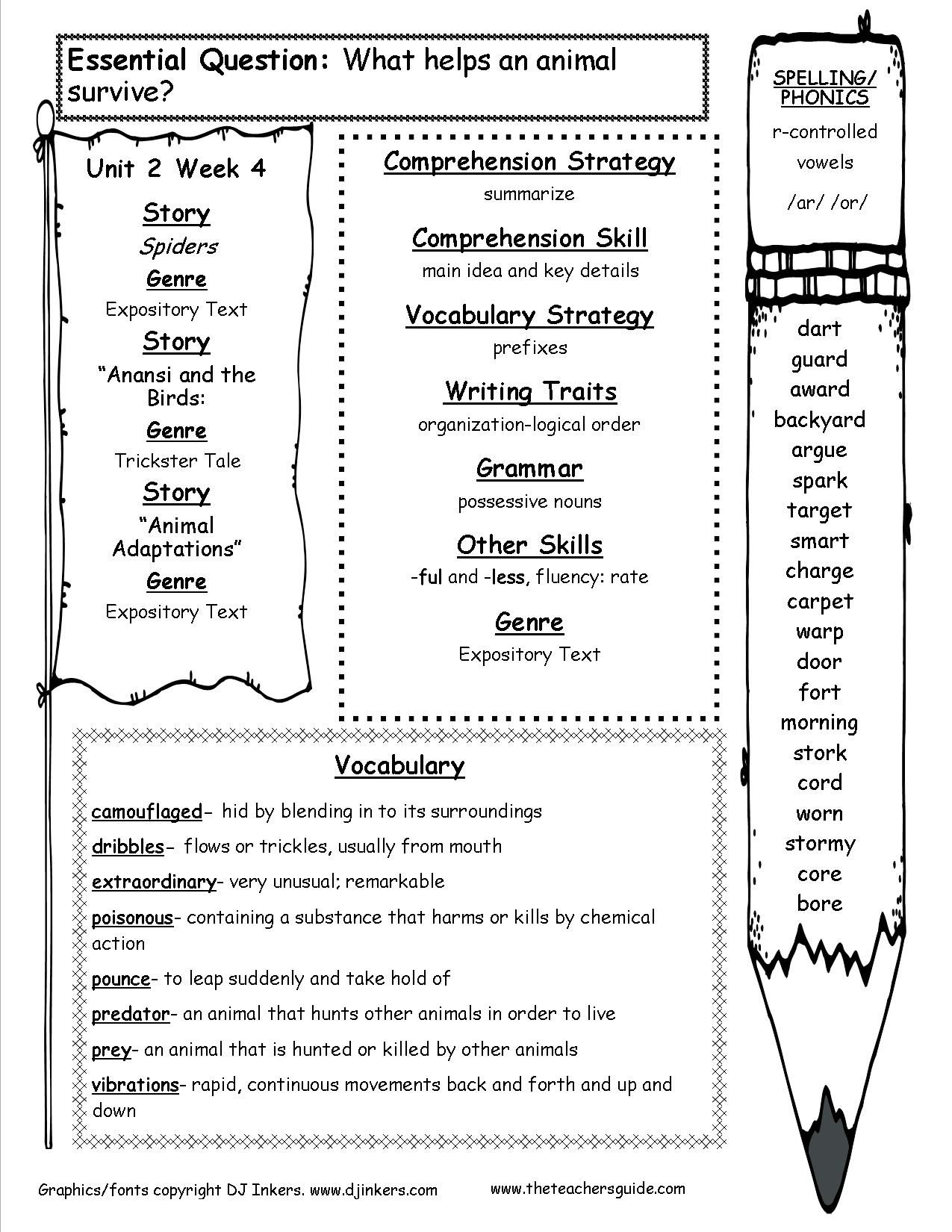 Cause And Effect Worksheet Reading Comprehension Pinterest