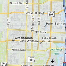 Map Of Lake Worth Florida.Sigh I Need To Go Visit Home Map Of Lake Worth Fl Lake Worth