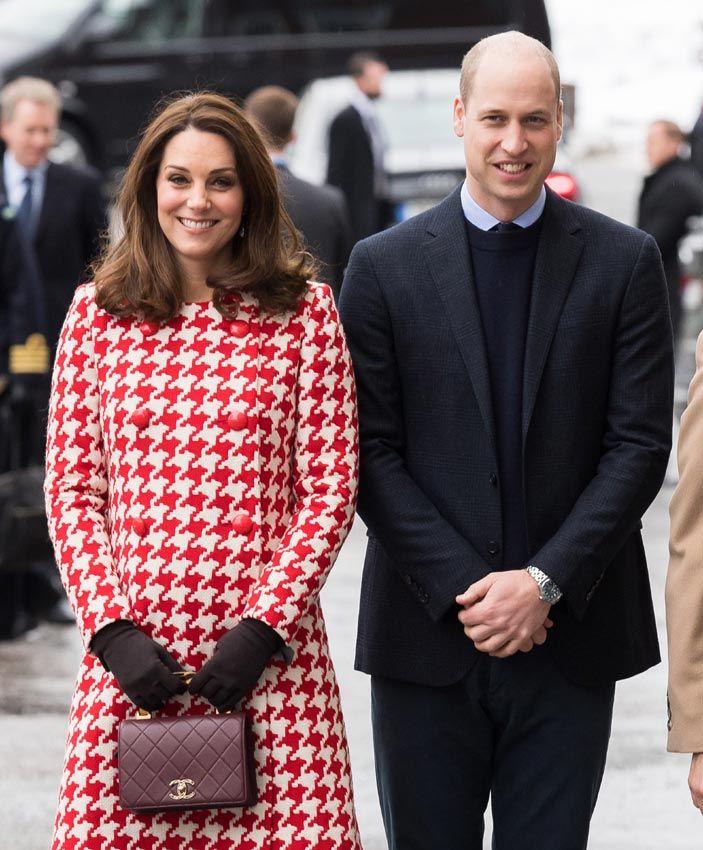 La Duquesa de Cambridge ingresa en el hospital para dar a luz a su ...