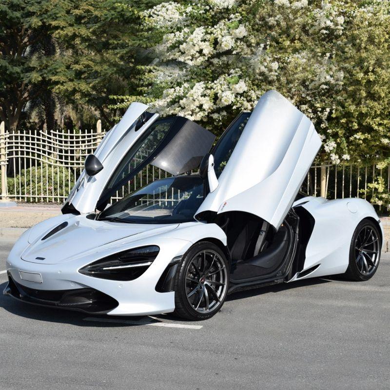 720s Cars For Rent In The Uae Dubai Car Rental Company Budget Car Rental Sedan Cars