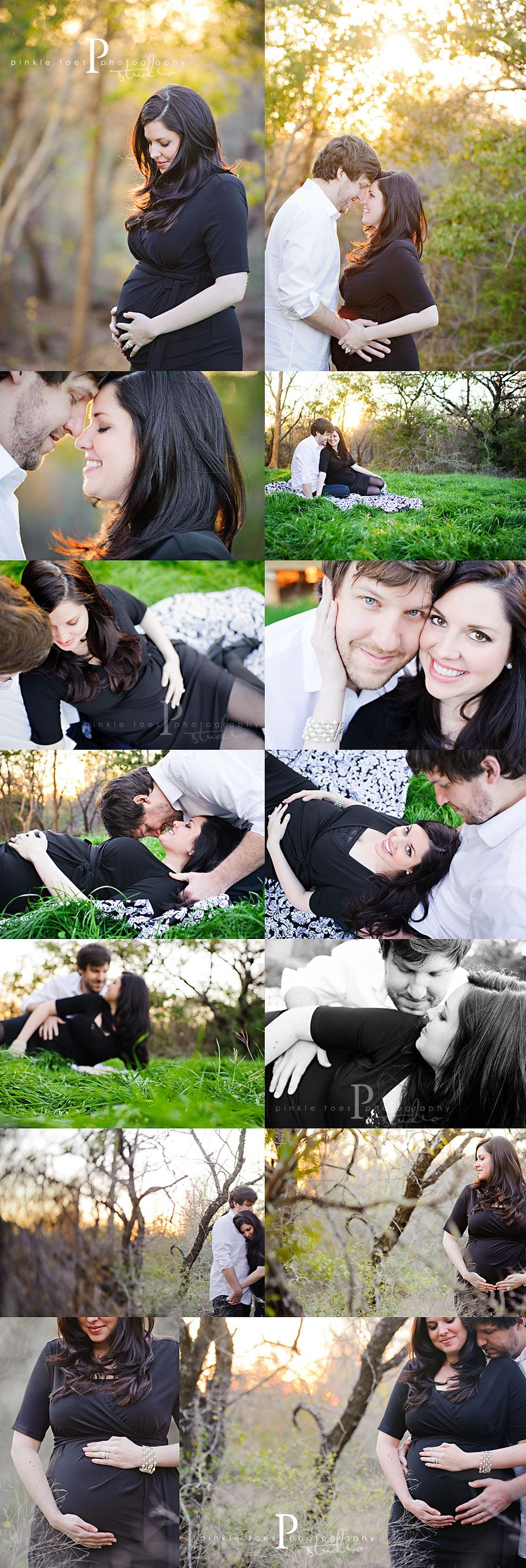 Green and glowing. - PINKLE TOES PHOTOGRAPHY - Austin's Family Photographer