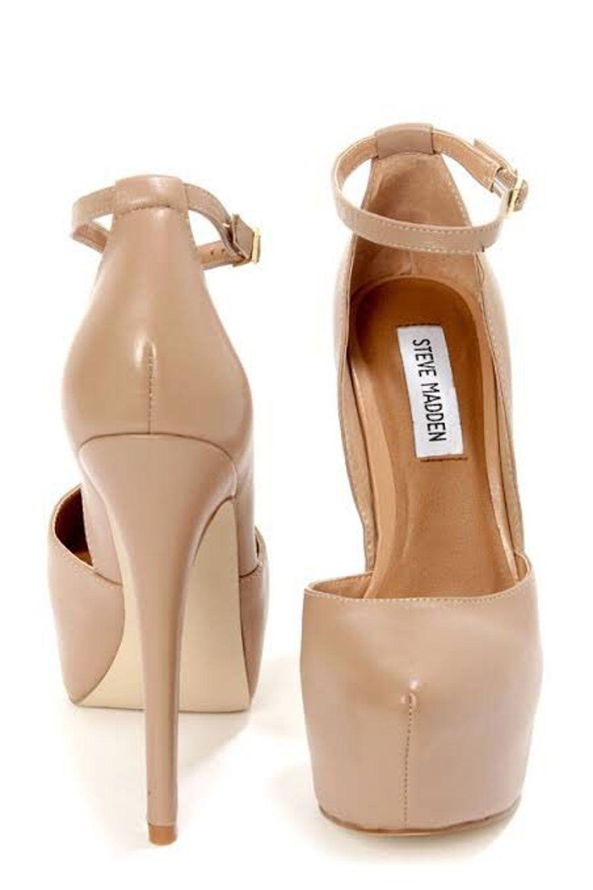Pin on Steve madden shoe heels