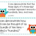 This digital file includes 21 brightly colored, owl themed pages that display the all of Common Core Standards for 2nd Grade Math in child friendly...