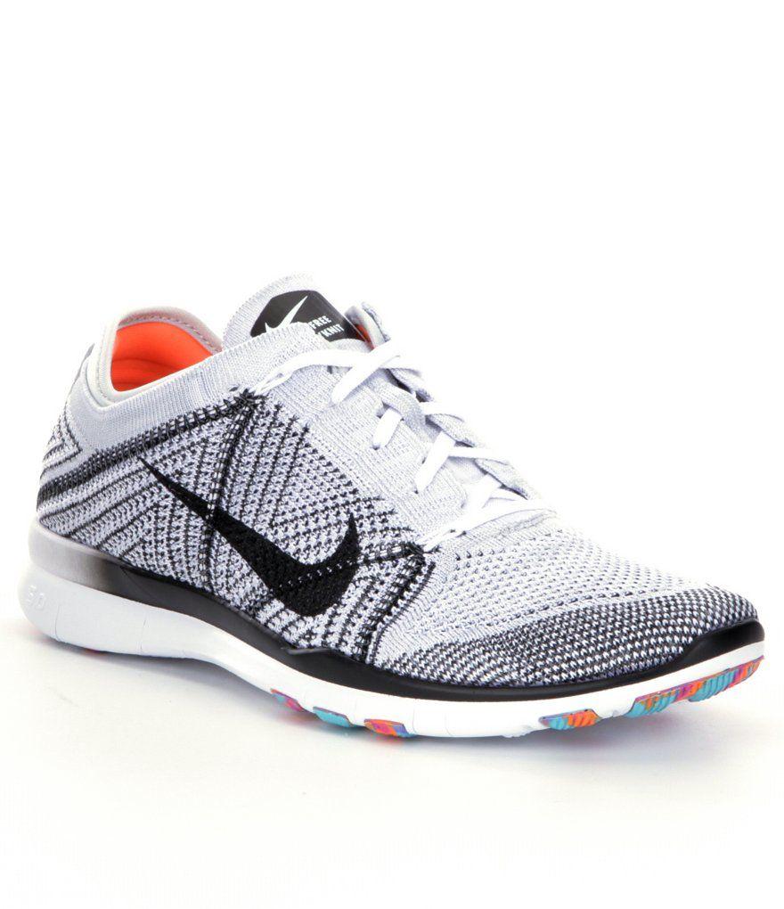 66d12ea474d5 White Pure Platinum Hyper Violet Black Nike Free 5.0 TR Fit 5 ...