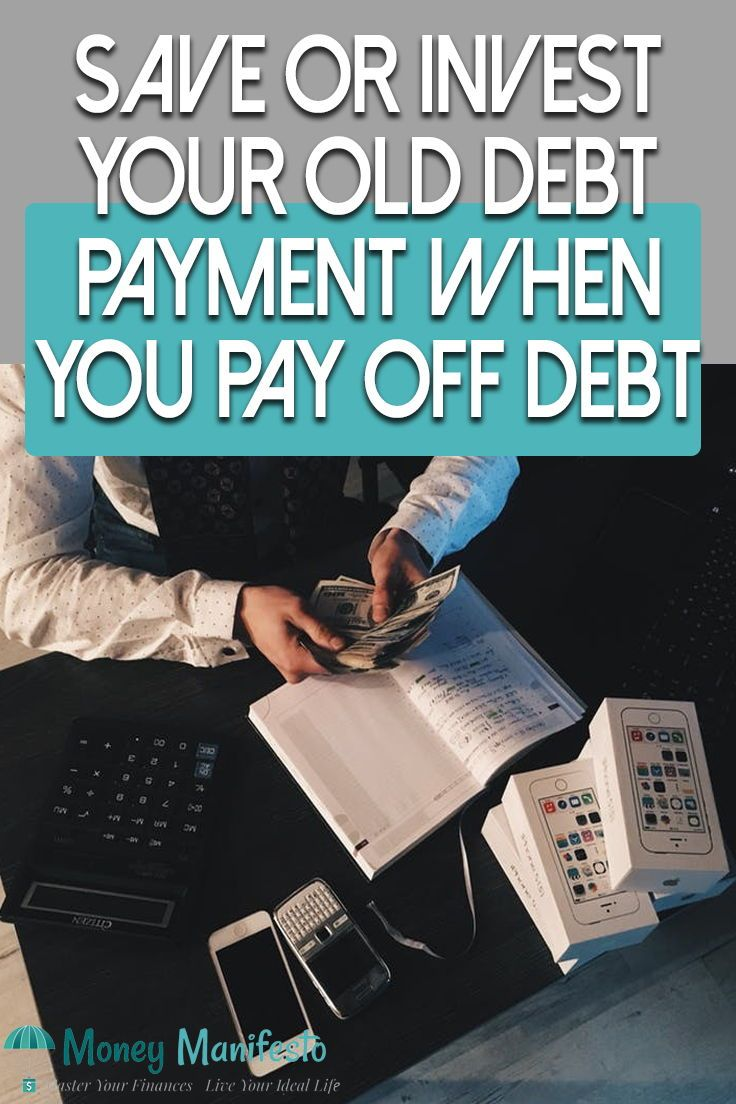 Best use for old debt payments after debt freedom home