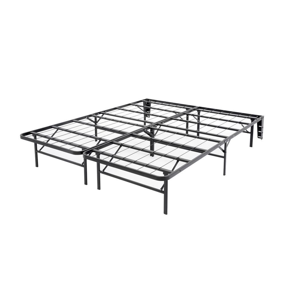 Fashion Bed Group Atlas Queen Metal Bed Frame 460010 Bed Styling Black Queen Bed Frame Queen Metal Bed