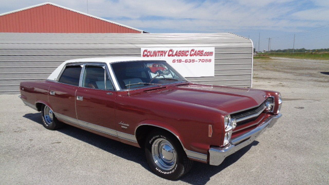 1968 Amc Ambassador For Sale 100905762 Amc Classic Cars Autotrader