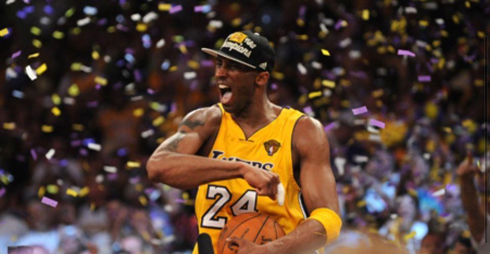 Pin by Mr. Ash on Black Mamba Nba champions, Lakers win