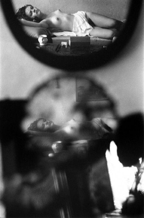 Saul Leiter, Untitled, New York City, 1960