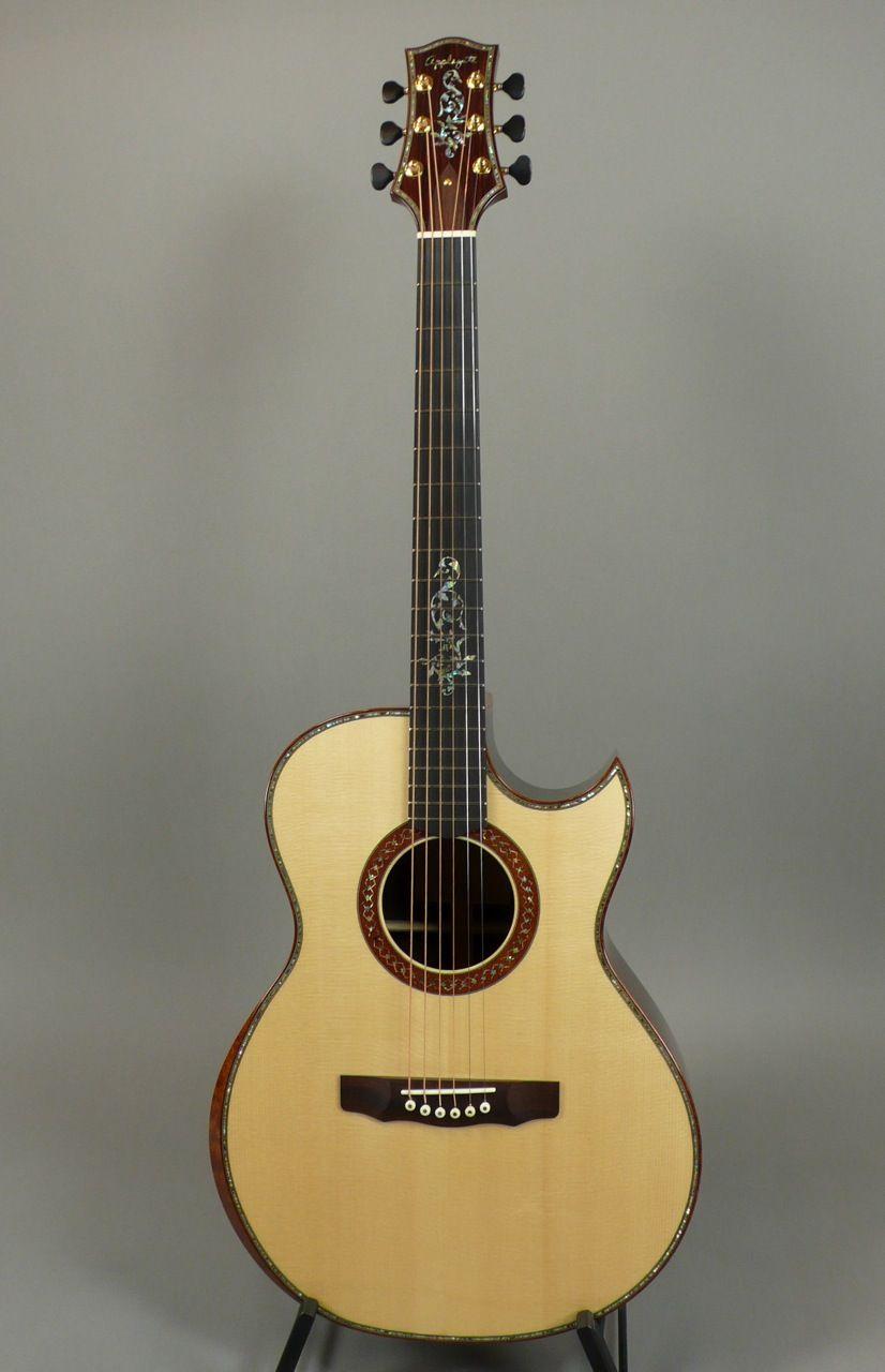 Beautiful Applegate Guitar Guitar Design Cool Guitar Acoustic Guitar
