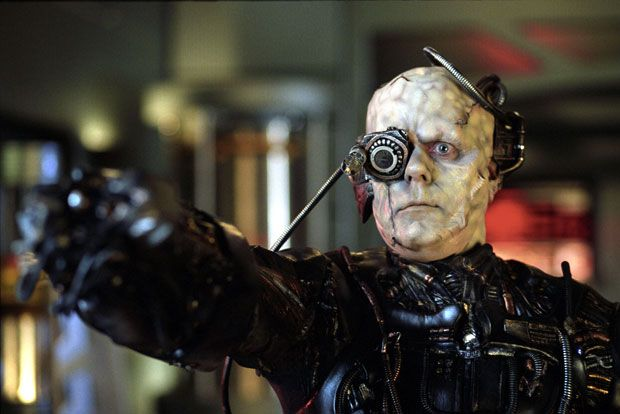 From the We Are Borg Assimilation Archive | Star Trek: We Are Borg ...