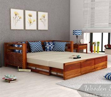 Superior Bedroom Furniture : Buy Wooden Bedroom Furniture Online India