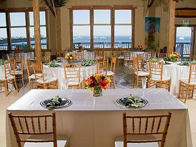 Monterey Beach House California Wedding Venues 2