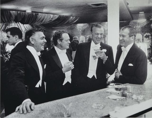 Slim Aarons   Kings of Hollywood (1957)   Available for Sale   Artsy