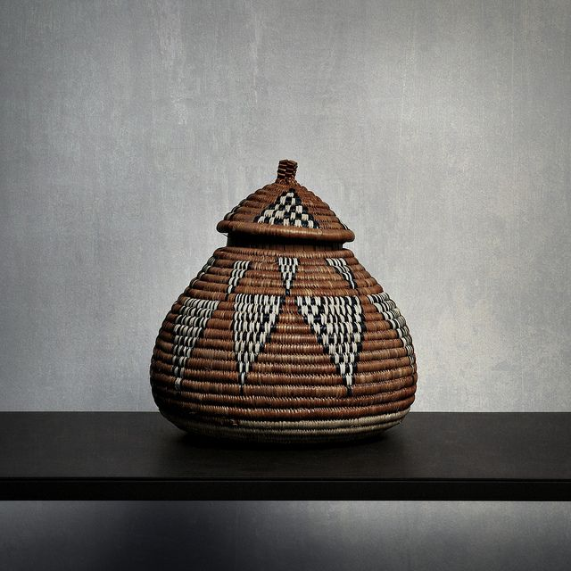 South African Baskets: South African Basket By Robert Moran