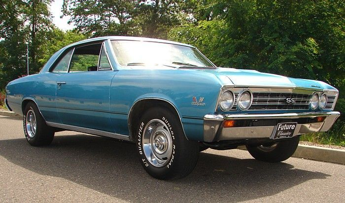 Marina Blue 67 Chevelle | Future Classics llc – #1 Classic Car Dealership in the…