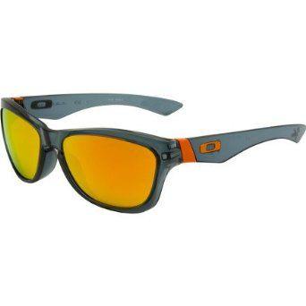 Amazon.com  Oakley Jupiter Sunglasses MPH Clear Grey, One Size  Clothing d10e8d40d6