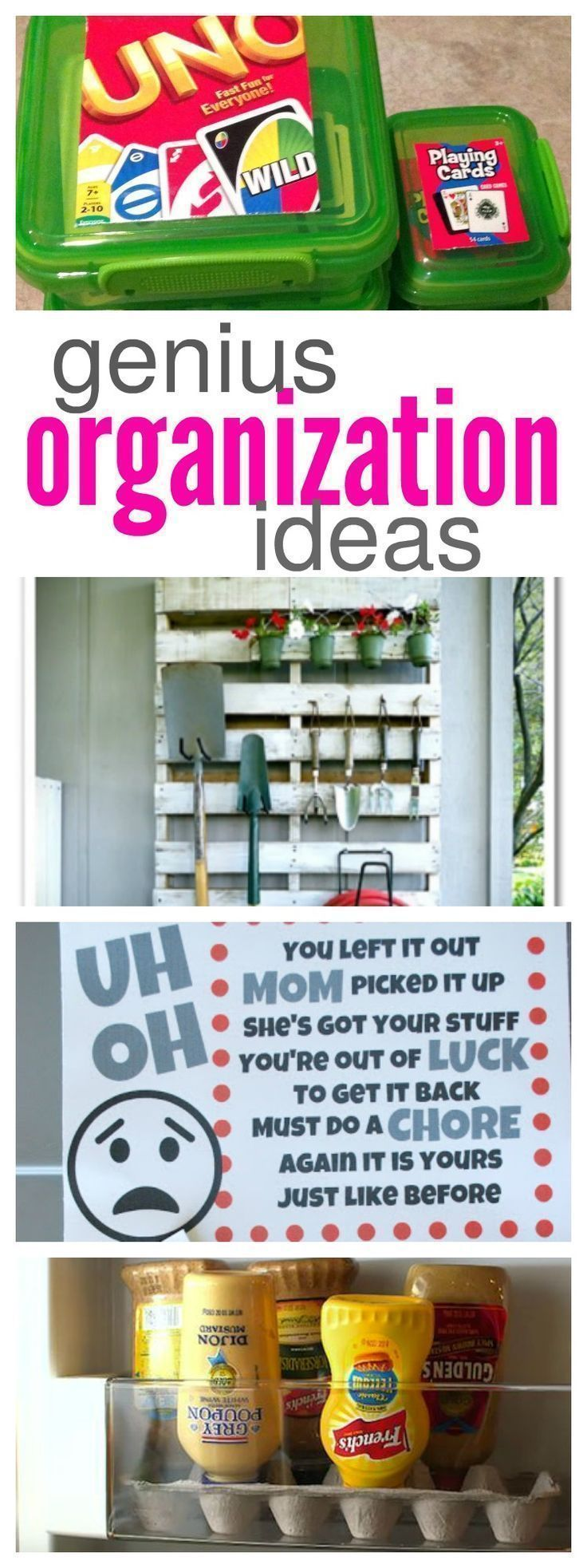Genius Organization Ideas You NEED #summerhomeorganization With the end of the school year upon us and summer days here to enjoy. I thought it might be a great time to try to get organized, back to school will be here before you know it so take any chance you get now to clean and organize your home! Click the back and … #summerhomeorganization Genius Organization Ideas You NEED #summerhomeorganization With the end of the school year upon us and summer days here to enjoy. I thought it might be #summerhomeorganization