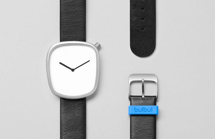KiBiSi: pebble watch for bulbul
