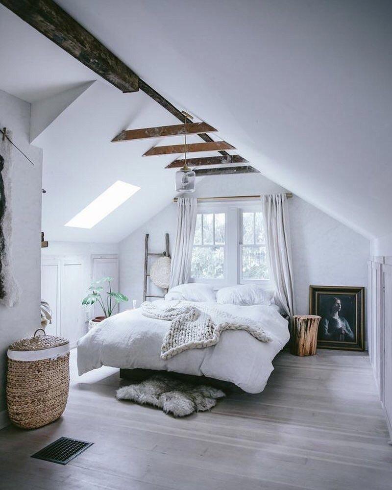 St Joseph Loft Transformation Of A Bedroom Loft Into A Quiet And Warm Space Small Loft Bedroom Attic Bedroom Designs Loft Spaces