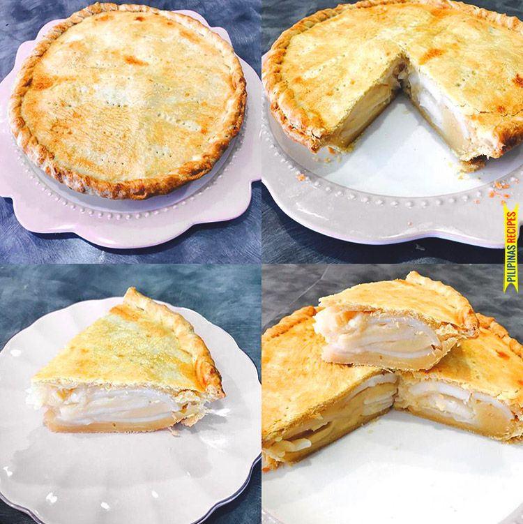 Buko Pie Recipe Recipe Buko Pie Pie Recipes Desserts