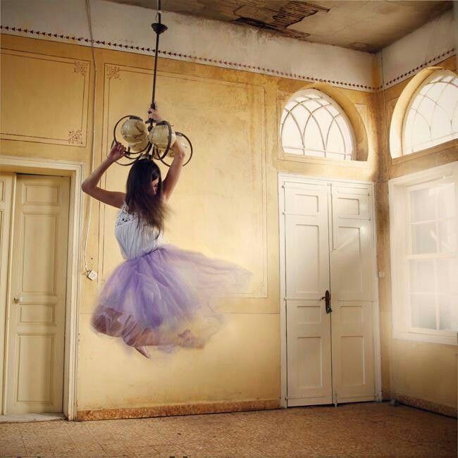 Photographer Lara Zankoul Creates a Water-Tight Room For