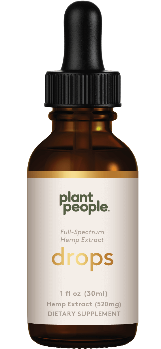 Plant People - High-Performance CBD Supplements | Package