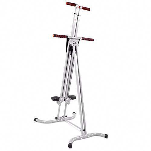 nice KCHEX>New Vertical Step Climber Machine Exercise