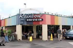 Rainbow Drive In