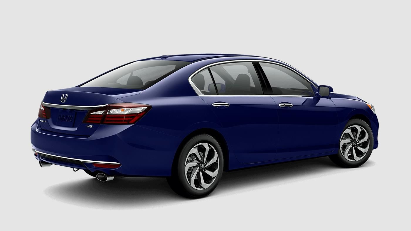 2017 Honda Accord Sedan Honda (With images) Sedan