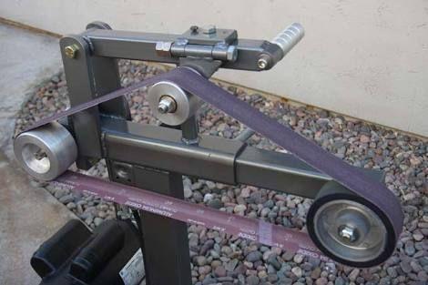 Image Result For Belt Grinder Plans Bike Design In 2019