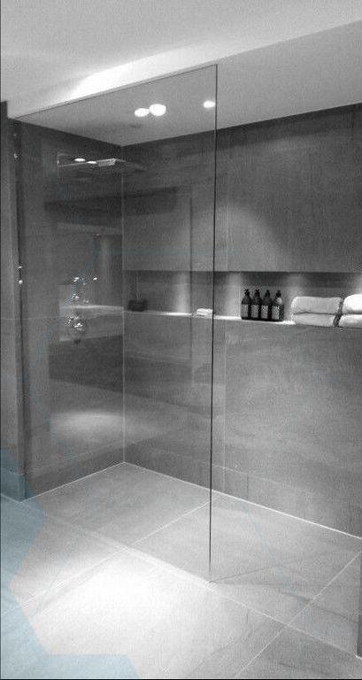 Über 20 moderne Badideen mit minimalistischem Design # Badideen #decor ... - House e ..., #Badide ...#badide #badideen #decor #design #house #minimalistischem #mit #moderne #Über