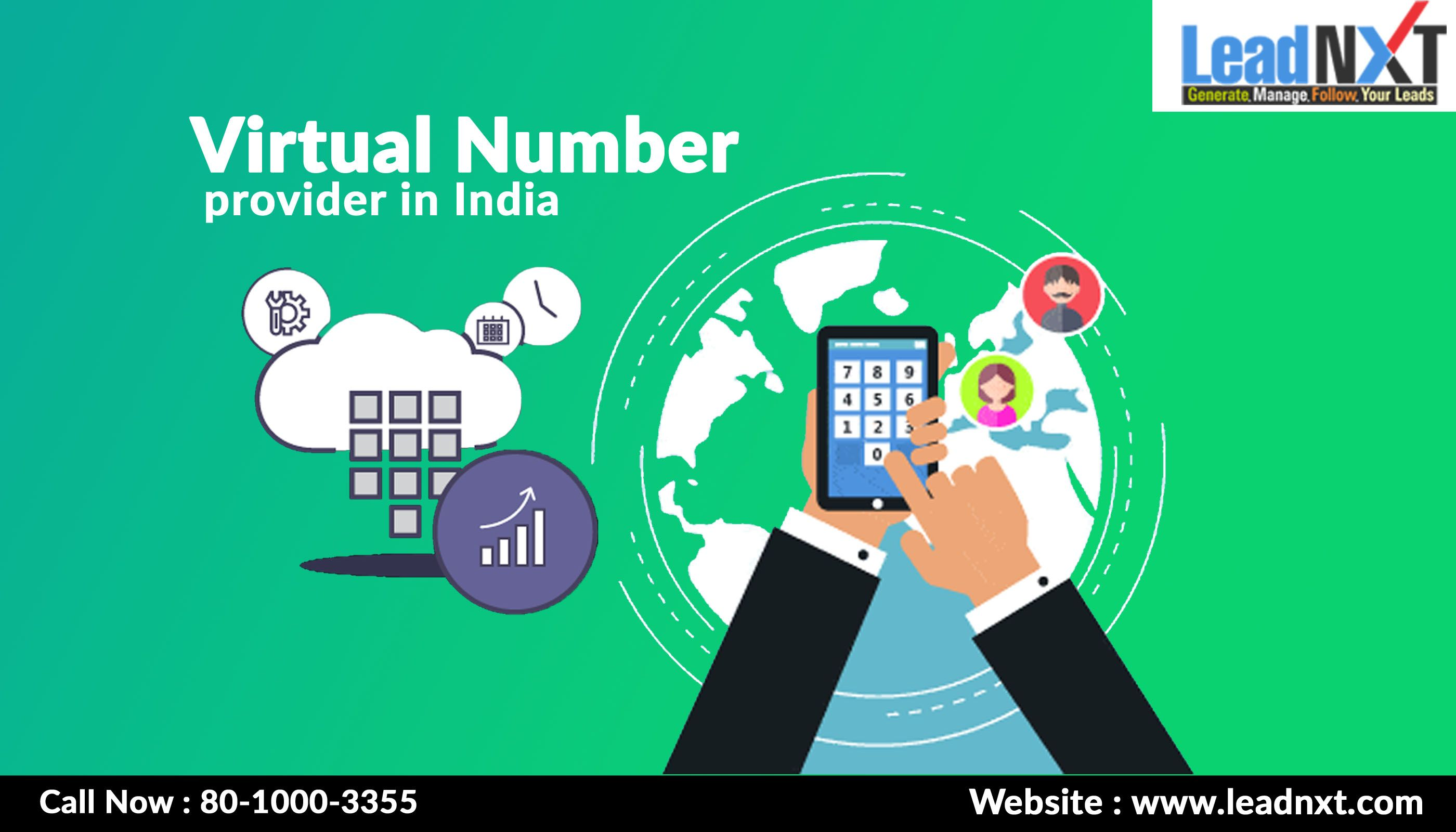 Pin by Priya Sharma on Leadnxt virtual number Virtual