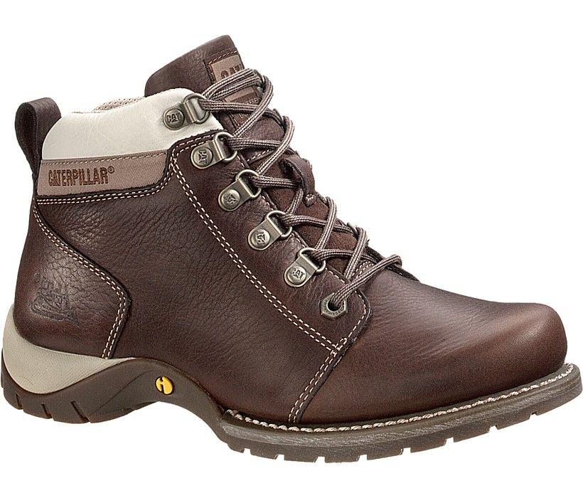 Steel toe · Women's Cat Carlie S-T Work Boots ...