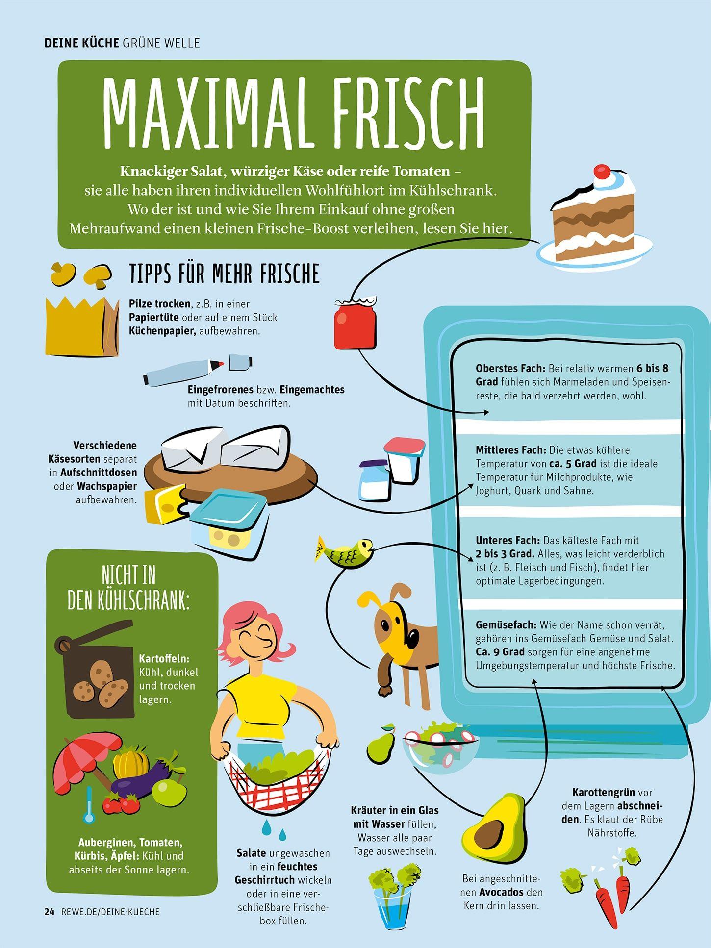 Lebensmittel Richtig Lagern Lebensmittel Lebensmittel Einkaufen